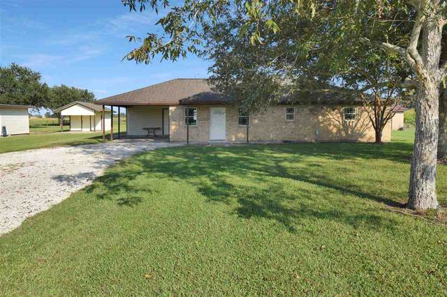 19557 Kiker Rd., Winnie, TX 77665 (MLS #223519) :: Triangle Real Estate