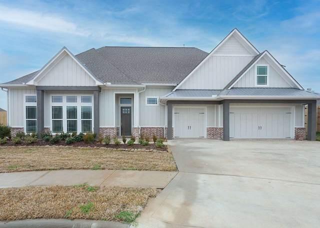 170 Hidden Grove Ct., Lumberton, TX 77657 (MLS #213832) :: Triangle Real Estate