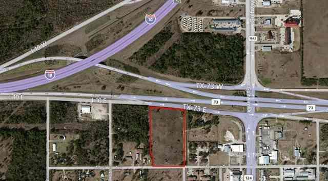 7 Acres Hwy 73, Winnie, TX 77665 (MLS #192108) :: TEAM Dayna Simmons