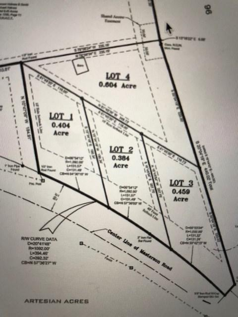 210 Masterson Road Lot 2, Rose Hill Acres, TX 77657 (MLS #194404) :: TEAM Dayna Simmons