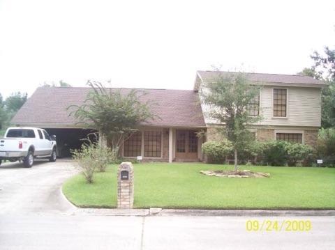 6841 Saratoga Circle, Beaumont, TX 77706 (MLS #198931) :: TEAM Dayna Simmons