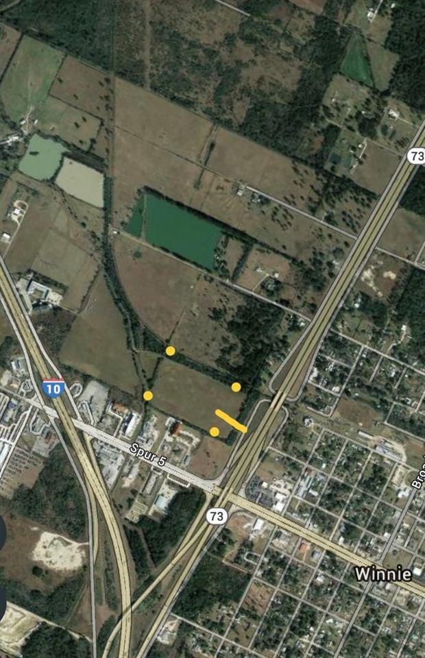 Spur 5 and W Hwy 73, Winnie, TX 77665 (MLS #202114) :: TEAM Dayna Simmons