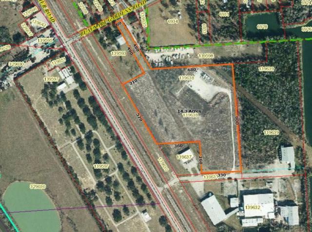 0000 Beauxart Gardens Road, Port Arthur, TX 77642 (MLS #202118) :: TEAM Dayna Simmons