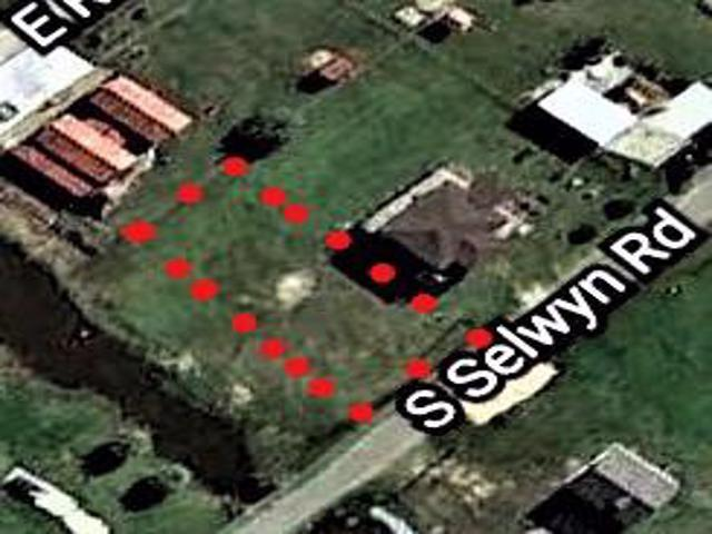 LOT 290 S. Selwyn Rd., Crystal Beach, TX 77650 (MLS #202704) :: TEAM Dayna Simmons