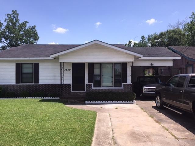 3539 W Euclid, Beaumont, TX 77705 (MLS #204105) :: TEAM Dayna Simmons