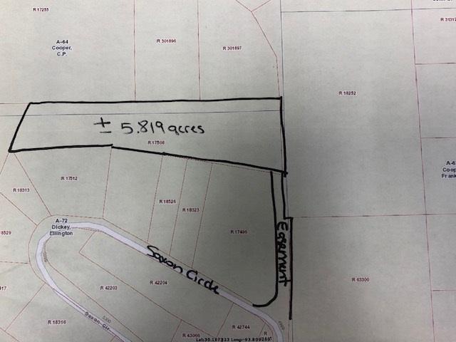 5.819 ac Saxon Circle, Orange, TX 77632 (MLS #206484) :: TEAM Dayna Simmons