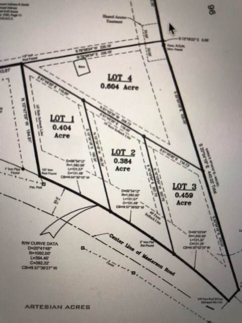 210 Masterson Road Lot 2, Rose Hill Acres, TX 77657 (MLS #207277) :: TEAM Dayna Simmons