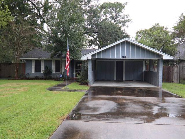 385 Berry Rd, Beaumont, TX 77706 (MLS #207278) :: TEAM Dayna Simmons