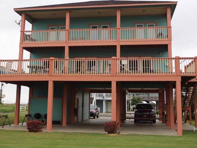 2328 Martinique, Crystal Beach, TX 77650 (MLS #207359) :: TEAM Dayna Simmons