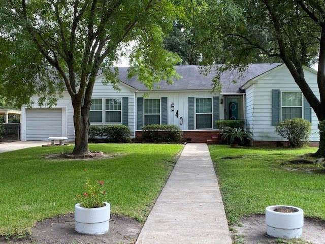 540 20th Street, Beaumont, TX 77706 (MLS #207848) :: TEAM Dayna Simmons