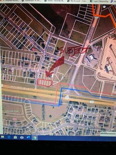 000 Highway 73 Pastel Avenue, Port Arthur, TX 77640 (MLS #210844) :: Triangle Real Estate