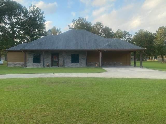 8160 W Kestrel Rd, Orange, TX 77632 (MLS #216200) :: Triangle Real Estate