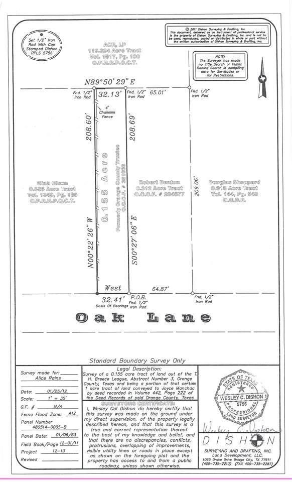 452 Oak Lane, Vidor, TX 77662 (MLS #217590) :: Triangle Real Estate