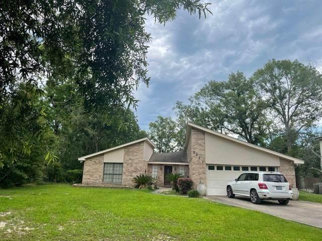 2231 S Duhon Dr, Orange, TX 77632 (MLS #220308) :: Triangle Real Estate