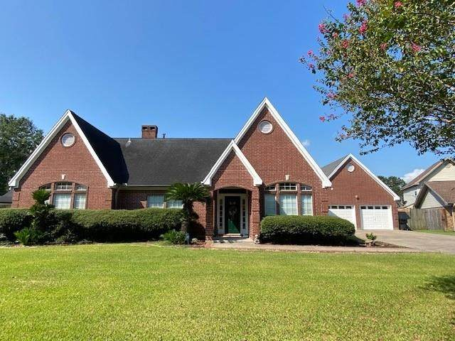 510 Carriage Ln, Nederland, TX 77627 (MLS #221835) :: Triangle Real Estate