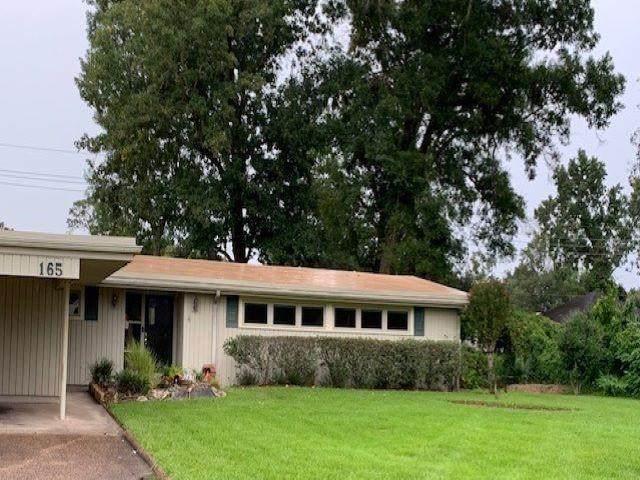 165 E Caldwood Drive, Beaumont, TX 77707 (MLS #223042) :: Triangle Real Estate