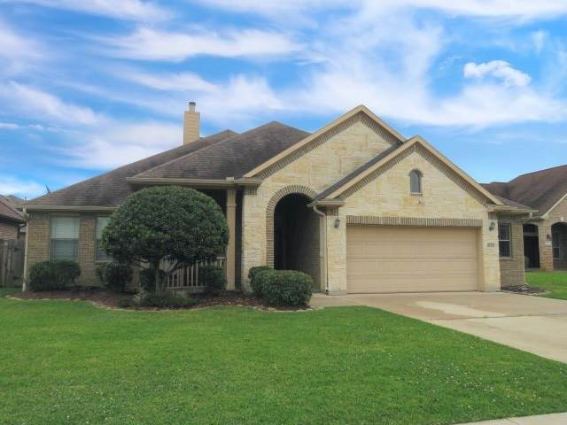 8315 Lake Powell Drive, Nederland, TX 77627 (MLS #211330) :: TEAM Dayna Simmons