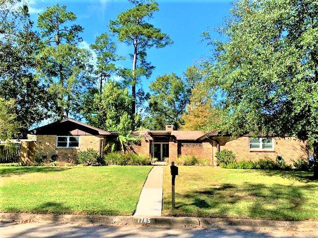 1785 Wexford, Vidor, TX 77662 (MLS #216007) :: Triangle Real Estate