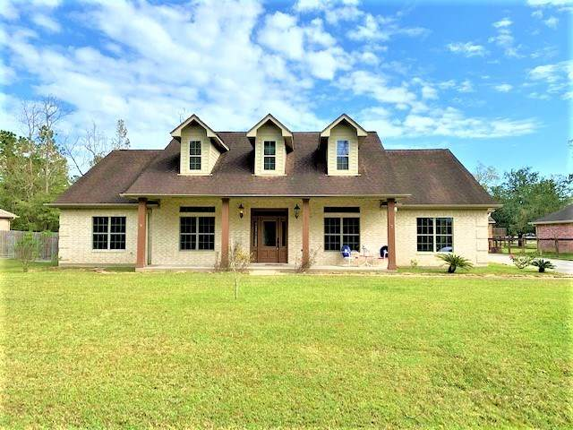 275 N Lakeside, Vidor, TX 77662 (MLS #216186) :: TEAM Dayna Simmons