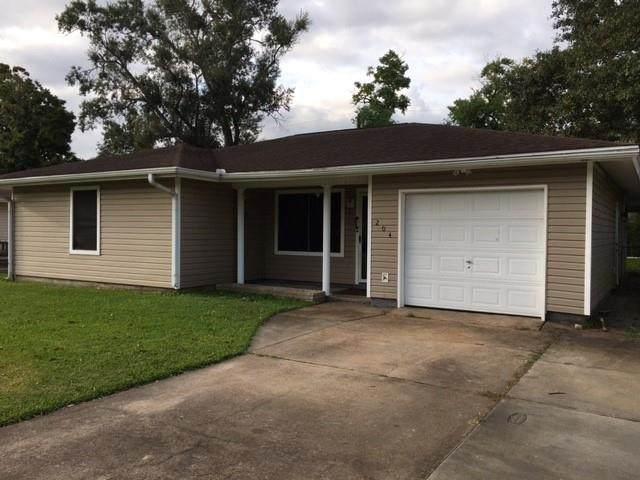204 2nd St, Nederland, TX 77627 (MLS #223712) :: Triangle Real Estate