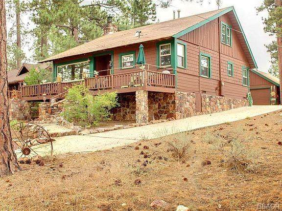 161 Round Drive, Big Bear Lake, CA 92315 (#32106709) :: Koster & Krew Real Estate Group   Keller Williams