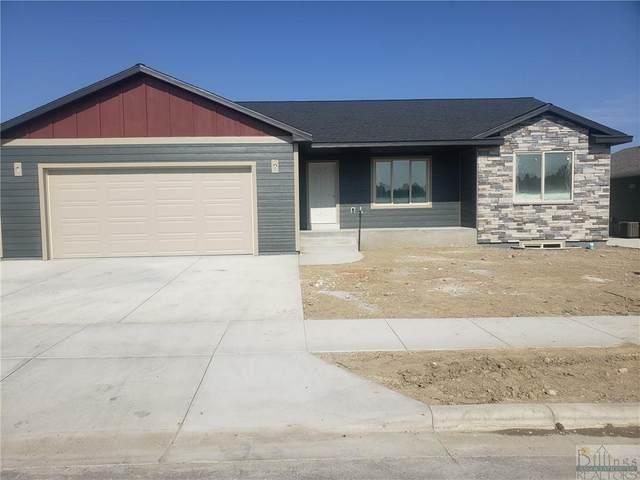 1319 Jean Avenue, Billings, MT 59105 (MLS #305976) :: Search Billings Real Estate Group