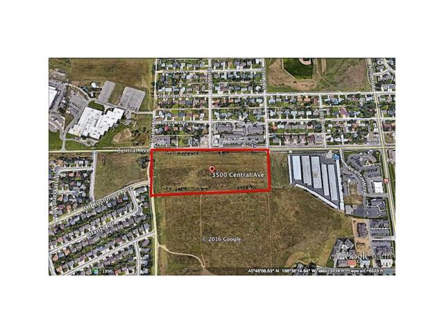 3500 Central Avenue, Billings, MT 59102 (MLS #262053) :: Search Billings Real Estate Group