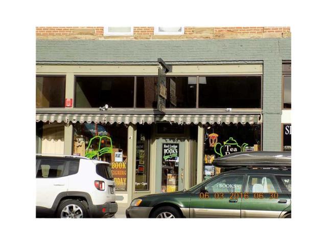11 N Broadway Avenue, Red Lodge, MT 59068 (MLS #262874) :: The Ashley Delp Team