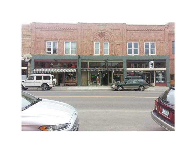 A1-A9 N Broadway Avenue 1-9, Red Lodge, MT 59068 (MLS #262876) :: The Ashley Delp Team