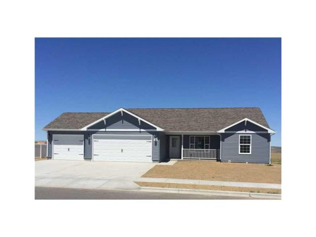 2130 Sierra Vista Circle, Billings, MT 59105 (MLS #265083) :: Realty Billings