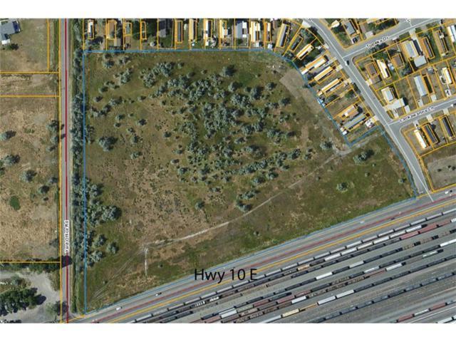 0 Hwy 10/East Main & Yard Office, Laurel, MT 59044 (MLS #265763) :: The Ashley Delp Team