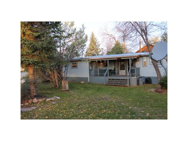 76 3rd Street E, Fort Smith, MT 59035 (MLS #266056) :: Search Billings Real Estate Group