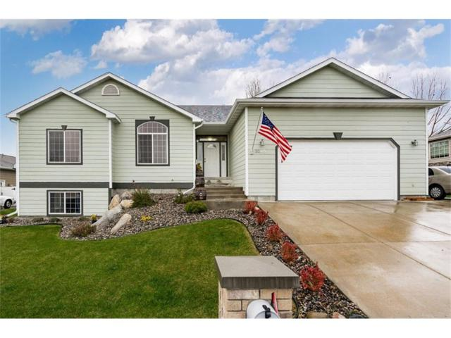 3205 Rosemont Way, Billings, MT 59101 (MLS #271726) :: Realty Billings