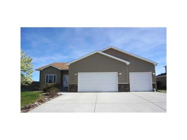 912 Solita Drive, Billings, MT 59105 (MLS #272286) :: Realty Billings