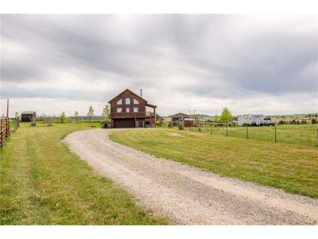 11715 Ew Tenny Rd, Shepherd, MT 59079 (MLS #273411) :: Realty Billings