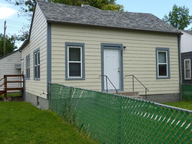 623 N 23RD Street, Billings, MT 59101 (MLS #274642) :: Realty Billings