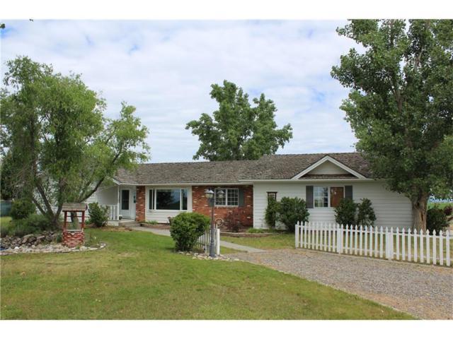 186 Pine Ridge Road, Hardin, MT 59034 (MLS #274772) :: Search Billings Real Estate Group