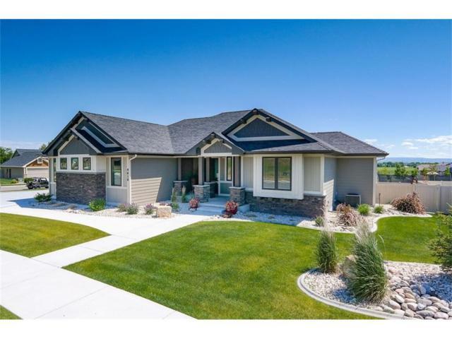4616 N Hollow Brook Drive, Billings, MT 59106 (MLS #274964) :: Realty Billings