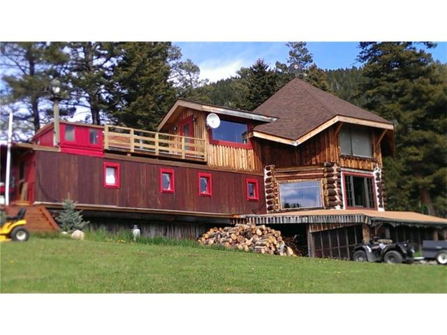 84 Mountain Road, Wilsall, Other-See Remarks, MT 59086 (MLS #275002) :: The Ashley Delp Team