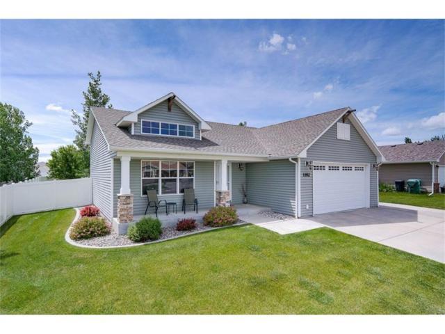1182 Cortez Avenue, Billings, MT 59105 (MLS #275012) :: Realty Billings