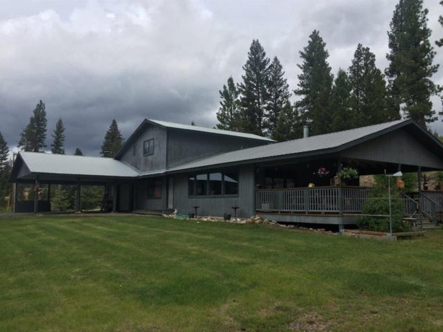 400 Black Bear Dr, Seeley Lake, Other-See Remarks, MT 59868 (MLS #275029) :: The Ashley Delp Team