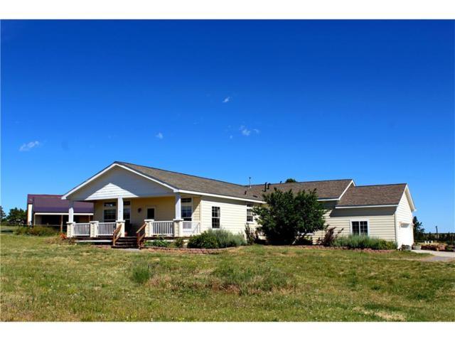 5115 Clapper Flat Road, Laurel, MT 59044 (MLS #275081) :: Realty Billings
