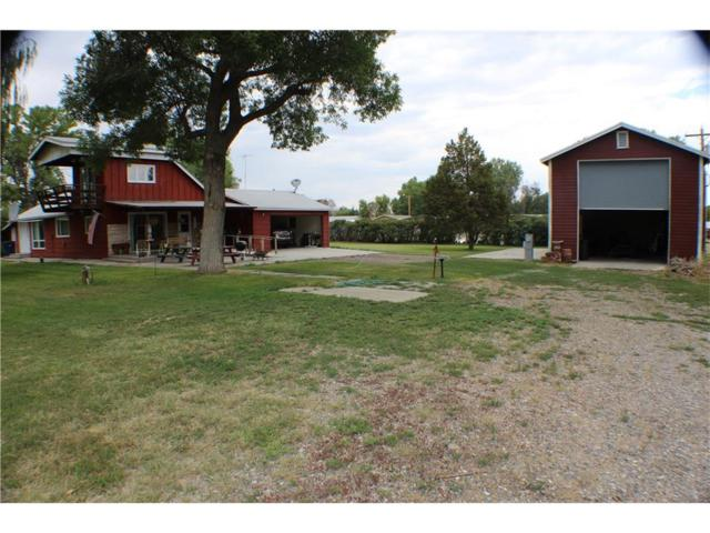 607 4th Ave, Custer, MT 59024 (MLS #275629) :: The Ashley Delp Team