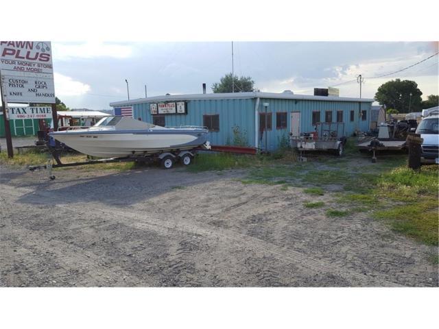 1625 Old Hardin Road, Billings, MT 59101 (MLS #275775) :: Realty Billings