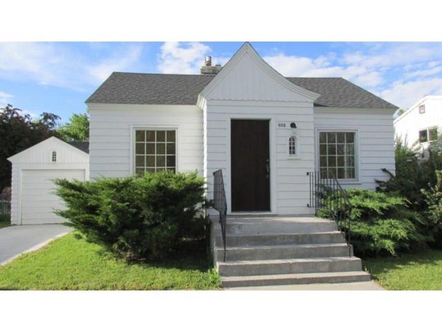 605 Broadwater Avenue, Billings, MT 59101 (MLS #276842) :: Realty Billings