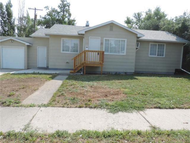811 7th Street W, Billings, MT 59101 (MLS #276950) :: Realty Billings