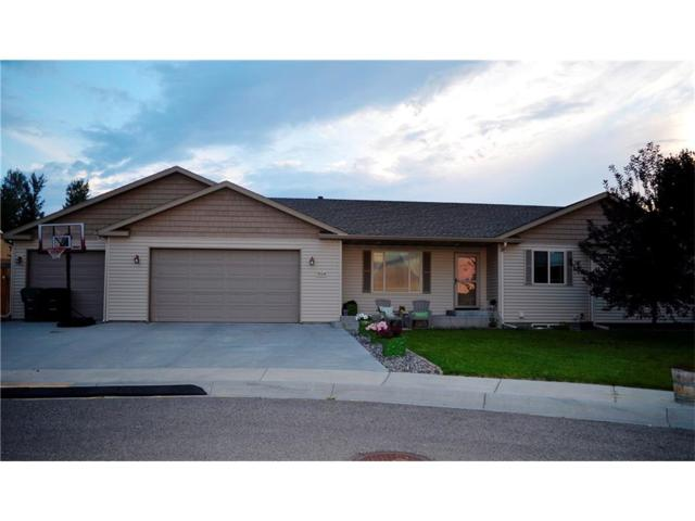 964 Siesta Circle, Billings, MT 59105 (MLS #277006) :: Realty Billings