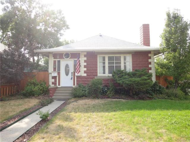 624 3rd Street W, Billings, MT 59101 (MLS #277054) :: Realty Billings