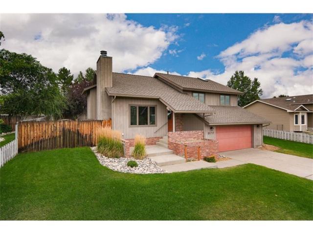 977 Ginger Avenue, Billings, MT 59105 (MLS #277105) :: Realty Billings