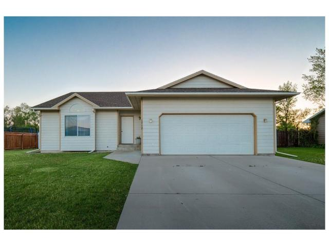 1718 Cody Drive, Billings, MT 59105 (MLS #277109) :: Realty Billings
